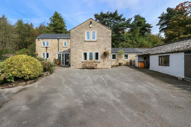 Thumbnail Detached house to rent in Nursery Farm Cottage, Sydnope Hill, Darley Moor, Matlock