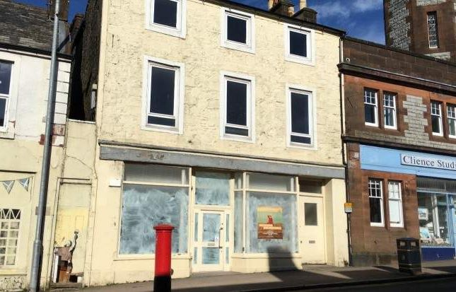 Thumbnail Retail premises for sale in King Street, Castle Douglas
