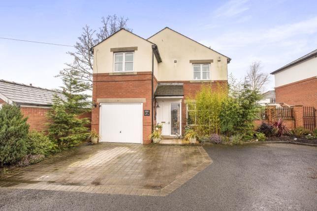 Thumbnail Detached house for sale in Lower Lane, Longridge, Preston, Lancashire