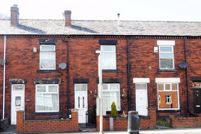 Thumbnail Terraced house for sale in Tonge Moor Road, Bolton