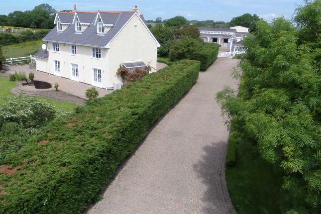 Thumbnail Detached house for sale in Llanmihangel Road, Llanblethian, Cowbridge