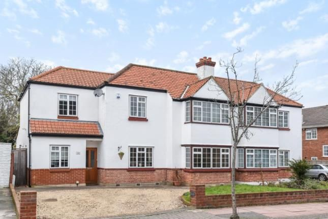 Thumbnail Semi-detached house for sale in The Grove, West Wickham