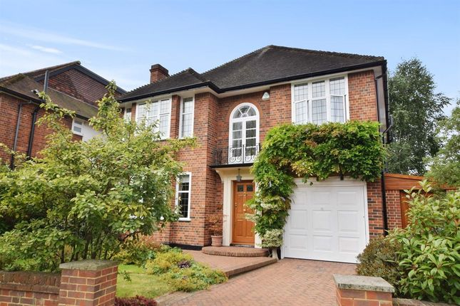 Thumbnail Detached house for sale in Clarelawn Avenue, London
