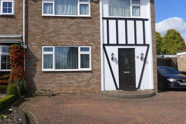 Thumbnail Semi-detached house to rent in Exminster Road, Styvechale, Coventry, West Midlands
