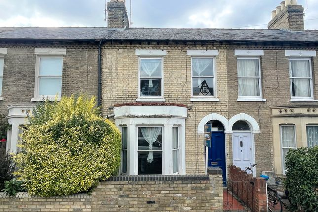 Terraced house for sale in Tenison Road, Cambridge