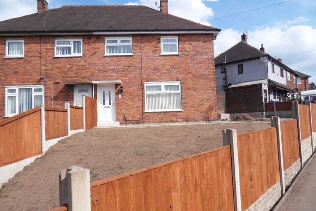 Thumbnail Semi-detached house to rent in Clayfield Grove, Adderley Green, Stoke On Trent
