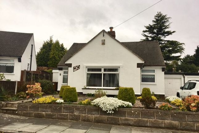Thumbnail Bungalow to rent in Orchard Way, Bebington, Wirral