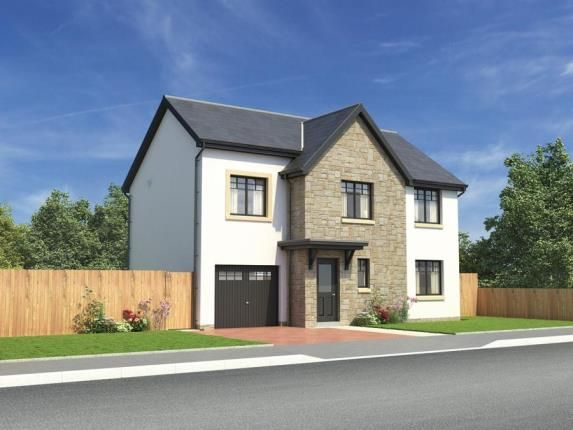 Thumbnail Detached house for sale in Martyn Street, Airdrie