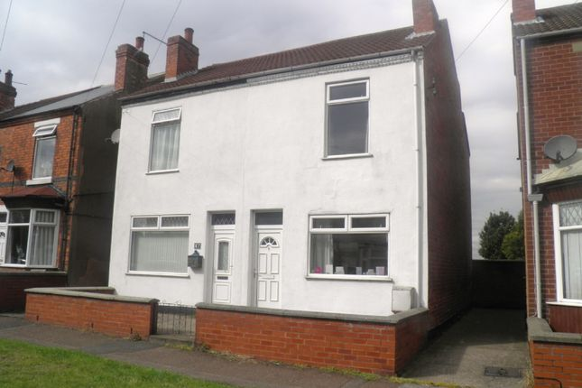 Thumbnail Terraced house to rent in Beresford Street, Mansfield, Nottinghamshire