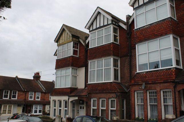 Thumbnail Maisonette to rent in Ocklynge Road, Old Town, E/Bourne