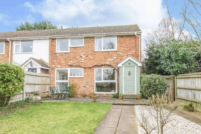 End terrace house for sale in Kiln Lane, Wooburn Green, High Wycombe