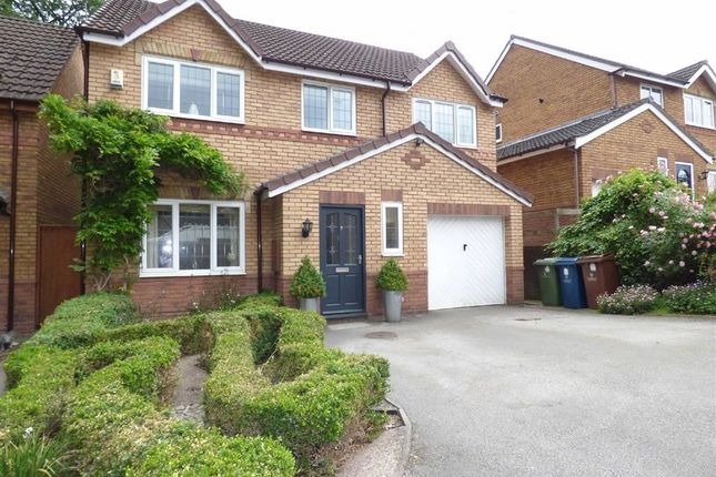 4 bed detached house for sale in Richards Avenue, Westbury Park, Stafford