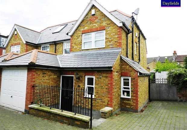 Thumbnail Semi-detached house to rent in Towton Mews, London