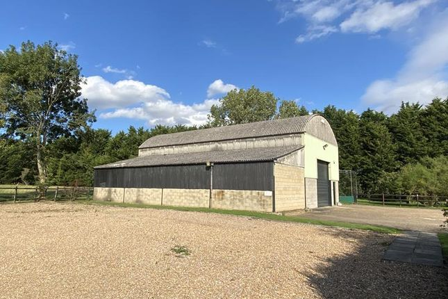 Thumbnail Commercial property for sale in Barn Conversion, Heddings Farm, 102 The Lane, Bedford, Bedfordshire