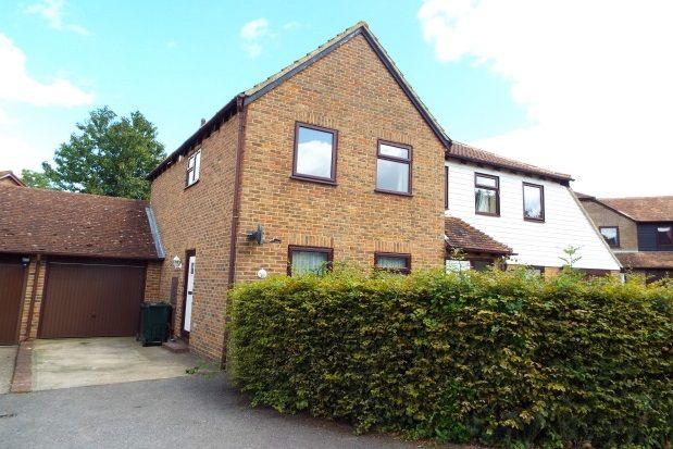 Thumbnail Property to rent in Old Orchard, Singleton, Ashford