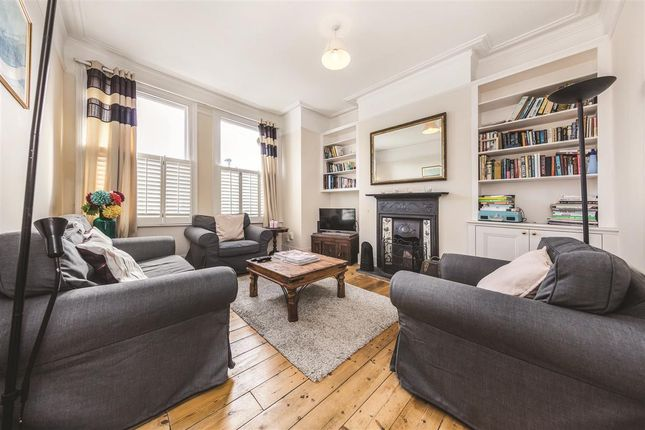 Thumbnail Flat to rent in Nevis Road, London