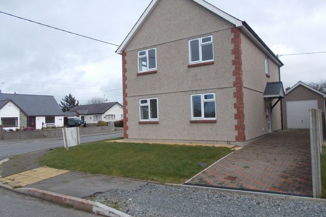 Thumbnail Detached house for sale in Maes Twnti, Morfa Nefyn