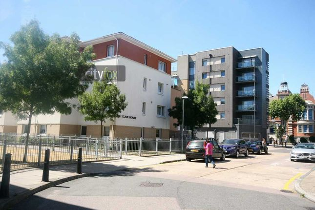 Thumbnail Flat for sale in St. Clair House, British Street, Bow