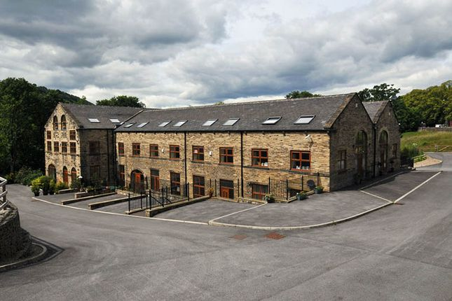 Thumbnail Mews house to rent in Stoney Springs Mill, Burnley Road, Brearley, Luddendenfoot