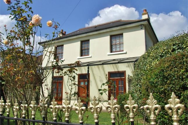 Thumbnail Detached house for sale in Holmesdale Road, London