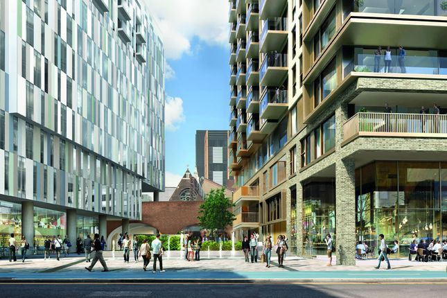 1 bed flat for sale in Royal Mint Gardens, Royal Mint Street, London, Greater London E1
