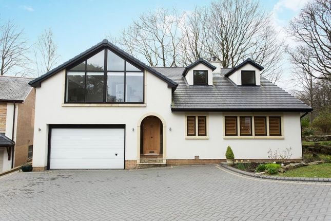 Thumbnail Detached house to rent in Lower House Drive, Lostock, Bolton