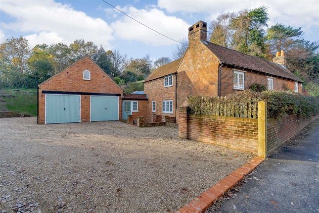 Thumbnail Detached house for sale in Frensham Road, Lower Bourne, Farnham