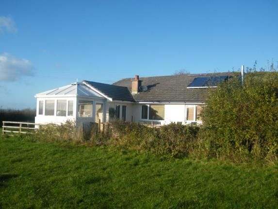 Thumbnail Bungalow for sale in Pentre Celyn, Ruthin, Denbighshire