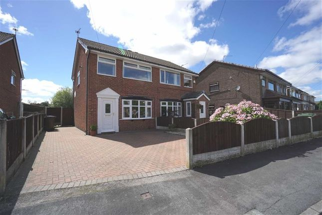 Thumbnail Semi-detached house to rent in Loxton Crescent, Wigan