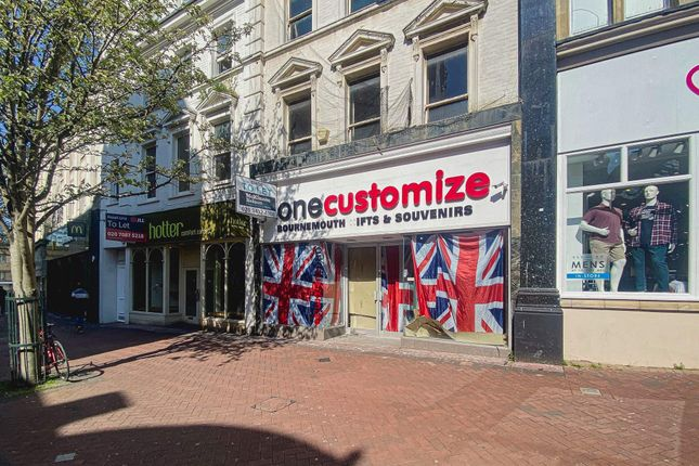 Thumbnail Retail premises to let in 39 Old Christchurch Road, Bournemouth