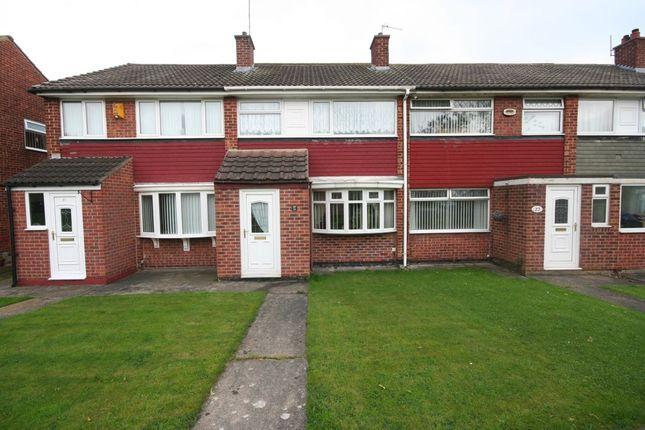 Thumbnail Terraced house for sale in Oaksham Drive, High Grange, Billingham