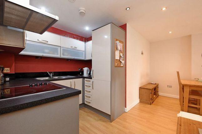 Kitchen of St. Georges Walk, Sheffield S3