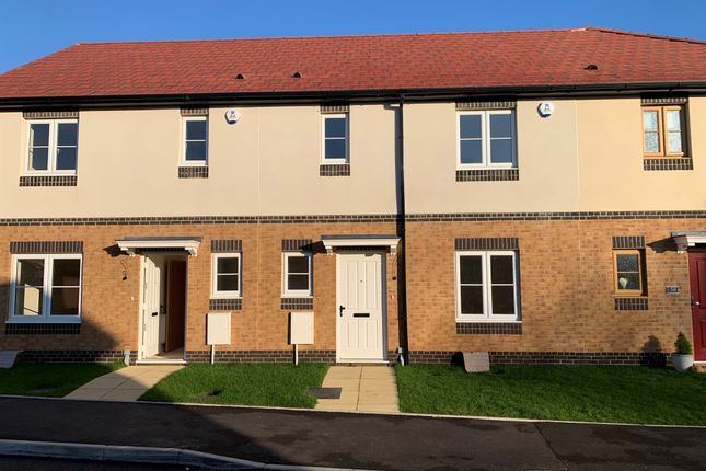 3 bedroom terraced house for sale in Boxwood Road, Weymouth