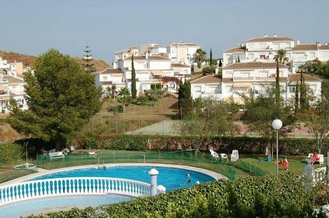 Spain, Málaga, Torrox, Torrox Park