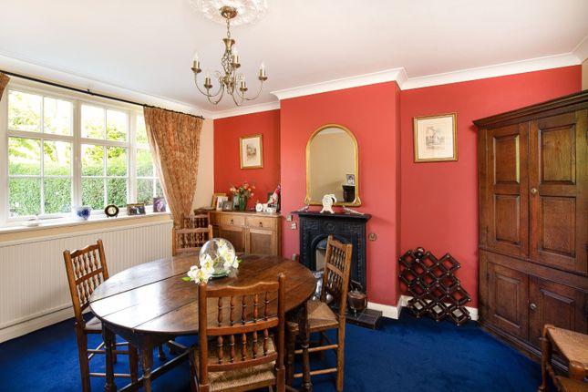Dining Room of Heyes Lane, Alderley Edge SK9