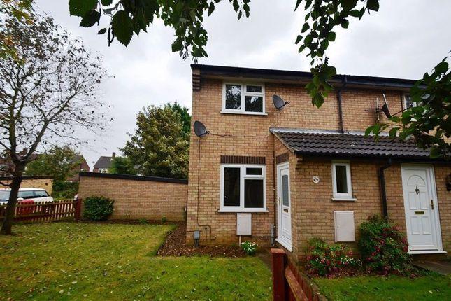 Thumbnail Property to rent in Swale Avenue, Gunthorpe, Peterborough