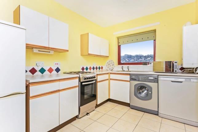 Kitchen of Muriel Blue Court, 1 Caledonia Gardens, Gourock, Inverclyde PA19