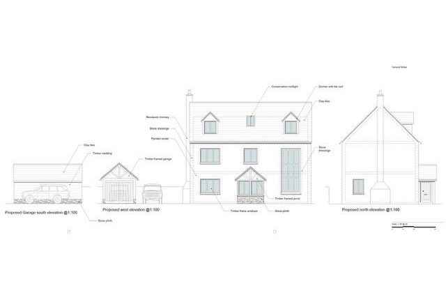 Thumbnail Detached house for sale in The Banks, Eastcombe, Stroud