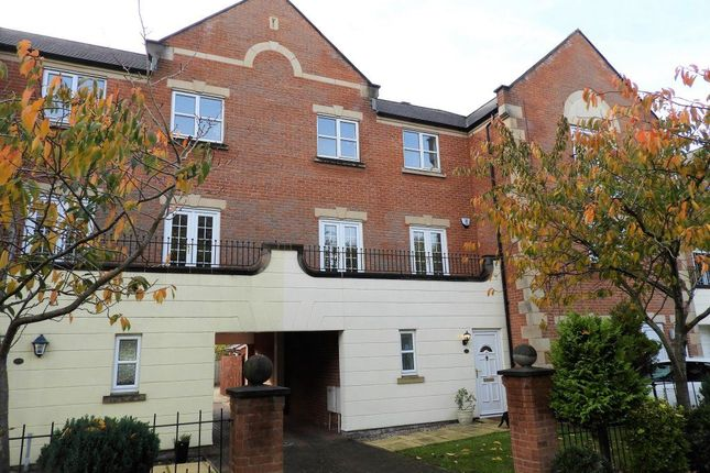 Thumbnail Town house to rent in Greenside, Cottam, Preston