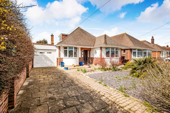 Thumbnail Detached bungalow for sale in Southsea Avenue, Goring-By-Sea, Worthing