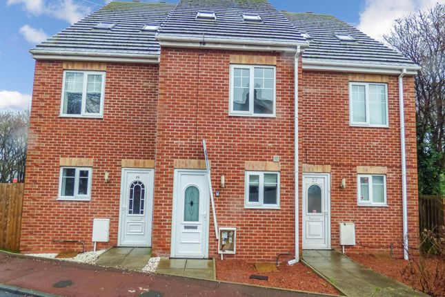 3 bed town house to rent in Enderby Road, Sunderland SR4
