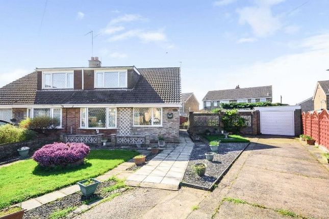 Thumbnail Semi-detached house for sale in Oxenhope Road, Hull