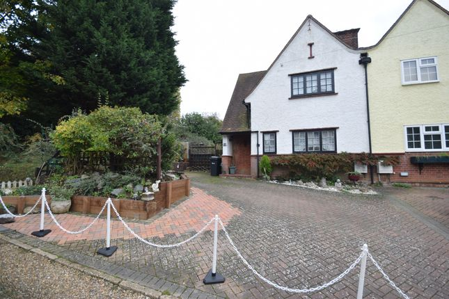 Thumbnail Semi-detached house for sale in Vicarage Meadow, Halstead