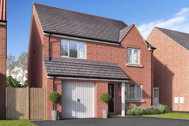 """Thumbnail Detached house for sale in """"The Goodridge"""" at Showground Road, Malton"""