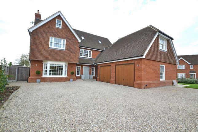 Thumbnail Detached house for sale in Causeway End, Felsted, Dunmow, Essex