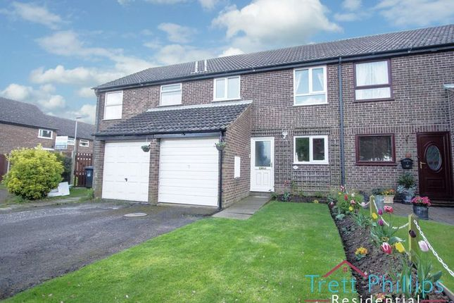 Thumbnail Terraced house for sale in Calthorpe Close, Stalham, Norwich