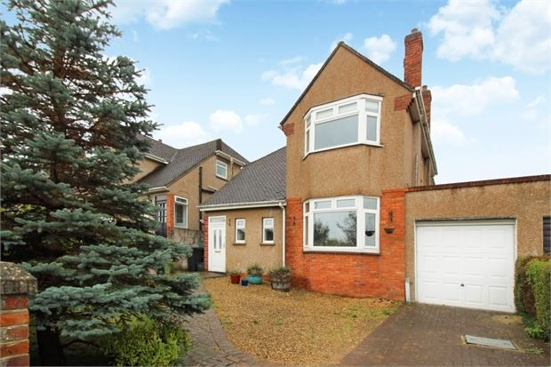 Thumbnail Detached house for sale in Worlebury Park Road, Worlebury, Weston-Super-Mare, North Somerset.