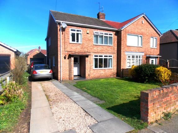 3 bed semi-detached house for sale in The Crescent, Ormesby, Middlesbrough, North Yorkshire