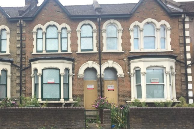 Thumbnail Terraced house for sale in Blackhorse Road, Walthamstow, London