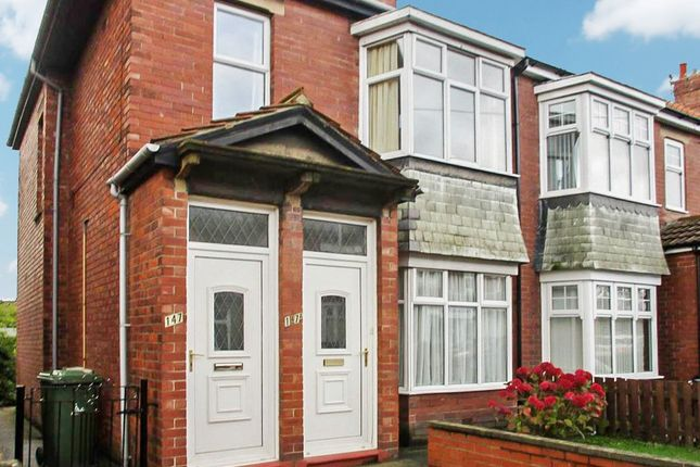 3 bed flat to rent in Plessey Road, Blyth NE24